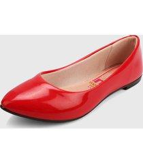 baleta rojo moleca