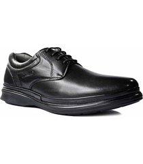 zapato negro briganti hombre zaragoza