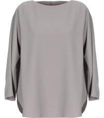 emporio armani blouses