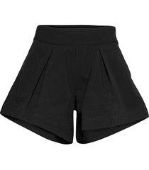 mende shorts flowy shorts/casual shorts svart stylein