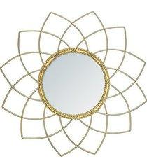 lustro dekoracyjne mini flower