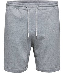 korte joggingbroek jefferson grijs