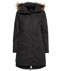 sande 2-layer technical coat outerwear sport jackets grå skogstad
