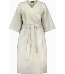 lokki morning gown morgonrock beige marimekko home