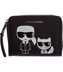 portafoglio portamonete donna bifold k/ikonik