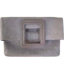 tmrw studio women's milo fold over clutch with crossbody strap