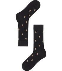 calze corte con filo di scozia