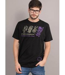 camiseta bandup for honor marching fire
