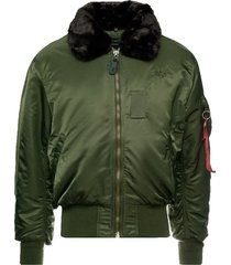b15 flight jacket