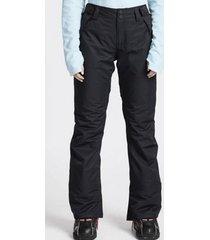 pantalon de nieve malla ins pant black billabong