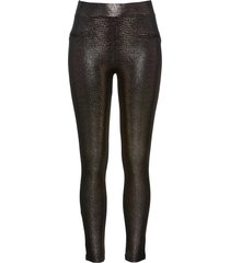 leggings metallizzati (nero) - bpc selection premium