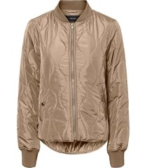 jacket lined bomber