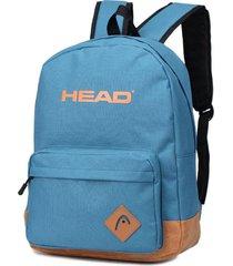 mochila celeste head