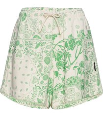 musan sweat shorts shorts flowy shorts/casual shorts grön holzweiler