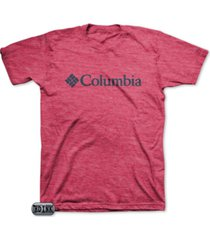 columbia men's logo graphic t-shirt