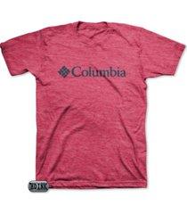 columbia men's logo graphic t-shirt