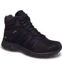 komfort mid spikes gtx shoes boots winter boots svart viking