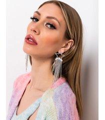 akira rocket of love star dangle earring