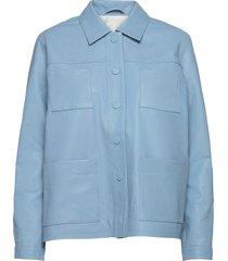 cindy jacket zomerjas dunne jas blauw remain birger christensen