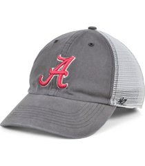 '47 brand alabama crimson tide boathouse mesh cap