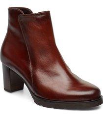 ankle boots shoes boots ankle boots ankle boots with heel röd gabor