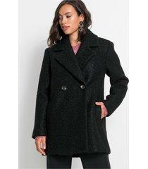 korte coat, oversized