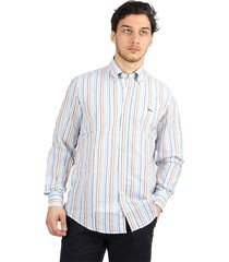 ml bd shirt with multi ice stripes