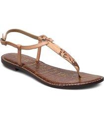 gigi shoes summer shoes flat sandals brun sam edelman