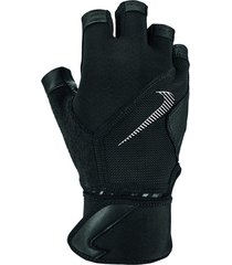 guantes nike elevated fitness - negro