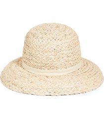 bloom raffia hat
