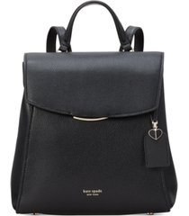 kate spade new york grace leather backpack