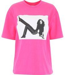 calvin klein icon print t-shirt