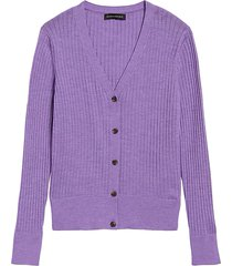 saco morado banana republic