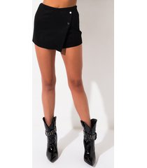 akira back to the game mini skort
