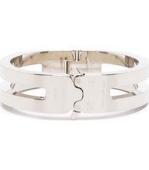 1017 alyx 9sm rollercoaster track bracelet