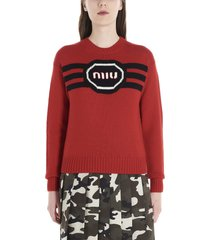 miu miu sweater