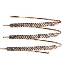 rugiada three-circle wrap bracelet