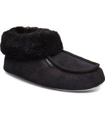 magnus slippers tofflor svart shepherd