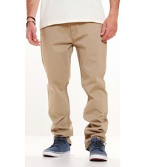 pantalon clasico hombre beige maui and sons