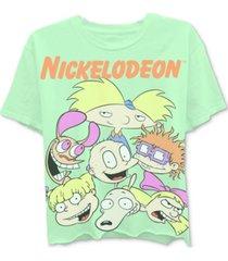 nickelodeon juniors' characters graphic t-shirt