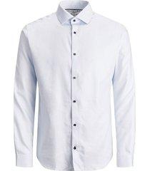 jack & jones 12173879 overhemd slim fit white -