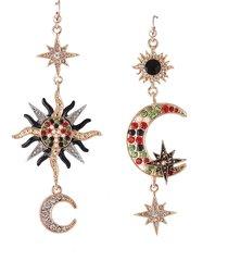 orecchini con pendente di stelle