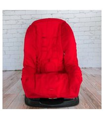 capa para cadeira - vermelho