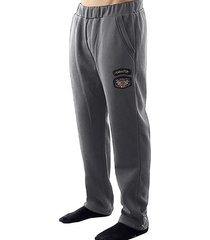 pantalon de buzo basic 2 gris oscuro gangster