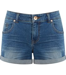 abigail denim short