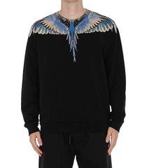 marcelo burlon wings long sleeves t-shirt