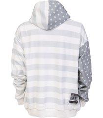 buscemi stars & stripes hoodie