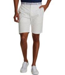 "tallia men's slim fit paisley 9"" shorts"