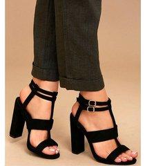 sandalias para mujer lay7182229-negro