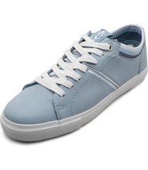 tenis azul-blanco-rojo levis